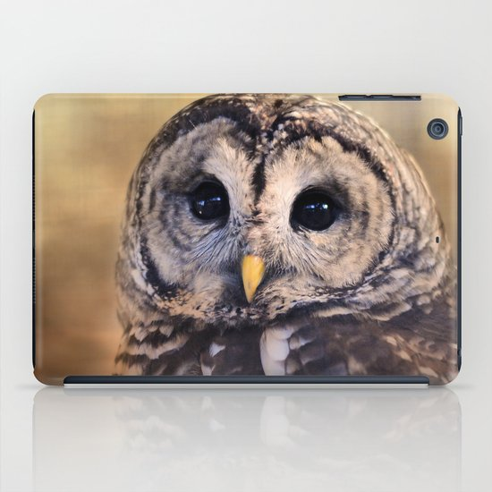 The Wise Owl iPad Case