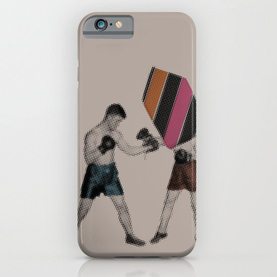 Mixed Martial Art iPhone & iPod Case