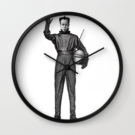 KLAUS NOMI Wall Clock