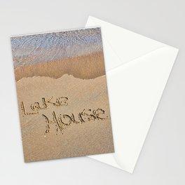 Lake House Stationery Cards