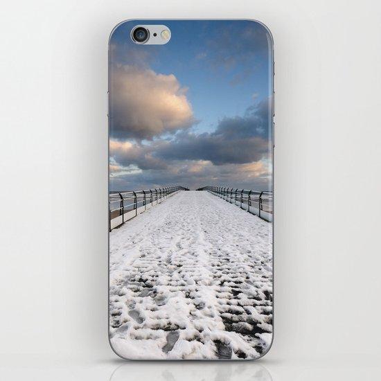 Saltburn by the Sea iPhone Skin