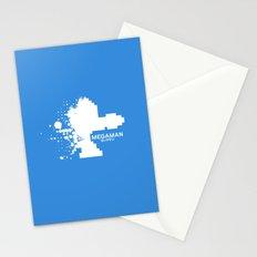 Mega Man Stationery Cards