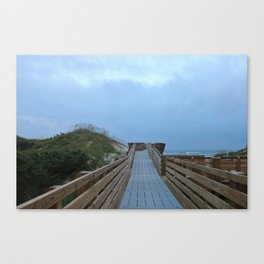 Dreary Days and Getaways Canvas Print