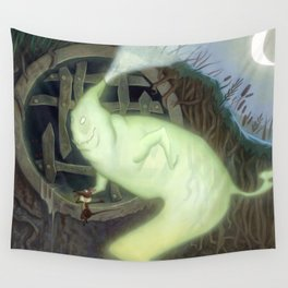 The Mouser Wall Tapestry