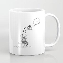 Do you think I'm melodramatic? Coffee Mug
