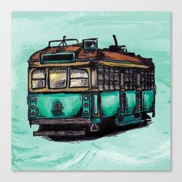 Melbourne Tram Canvas Print