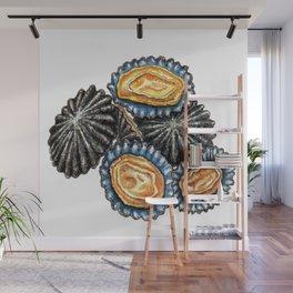 Patella Wall Mural