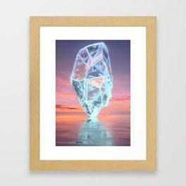 BROKEN.TOOTH// Day 608 Framed Art Print