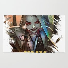 League of Legends JINX - [The Loose Cannon] Rug
