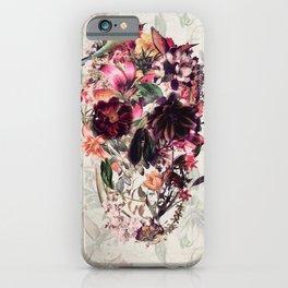 New Skull 2 iPhone Case