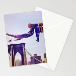 Locks of Love, Brooklyn Bridge Stationery Cards