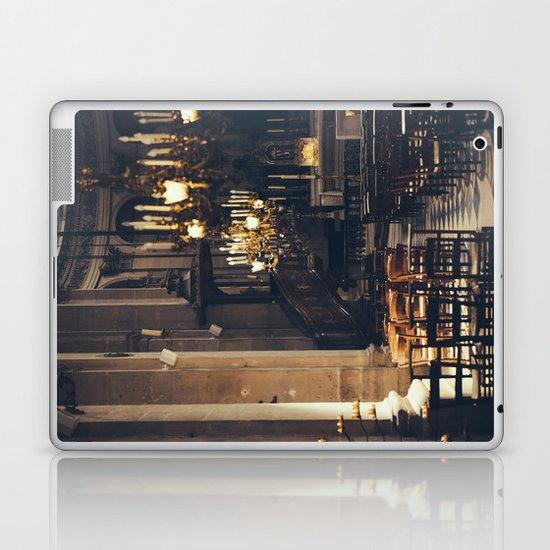 Interior of the Eglise Saint Paul Laptop & iPad Skin