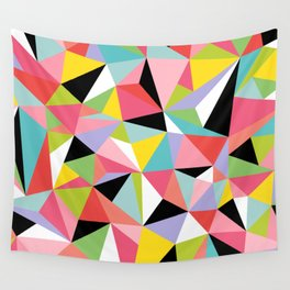 Geometric Jane Wall Tapestry