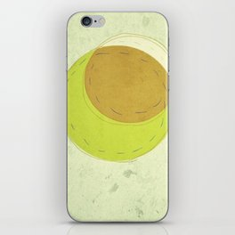 sunny side up #2 iPhone Skin