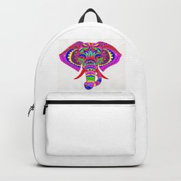 Colourful Elephant Backpack