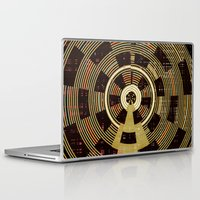 record Laptop & iPad Skins featuring Record by Tammy Kushnir
