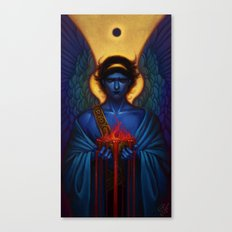 Angel (untitled) Canvas Print