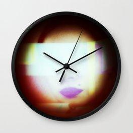 Premonitions & Photons Wall Clock