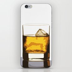 Old Scotch Whiskey iPhone & iPod Skin