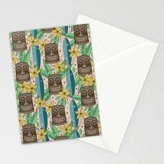 Tiki Garden Stationery Cards