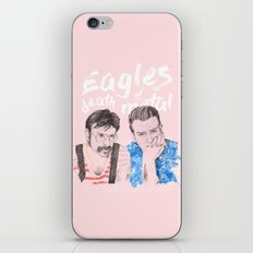 Eagles of Death Metal iPhone & iPod Skin