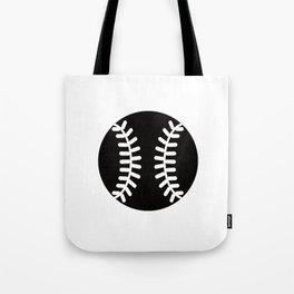 Baseball Ideology Tote Bag