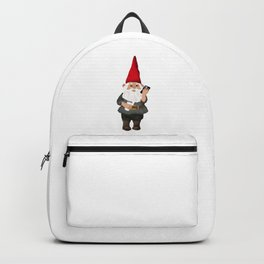 Hangin with my Gnomies - Working Gnome Backpack