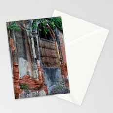 Old Colonial Building Stationery Cards