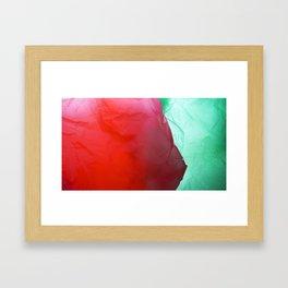 Poly – Ubiquitous 45 Framed Art Print