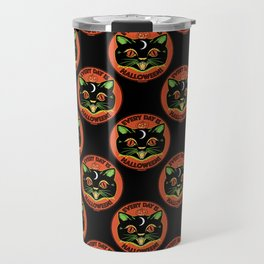 Every Day is Halloween Travel Mug