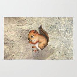 Sciurus (Baby Squirrel) Rug