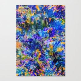 Pacific Kelp Forest Canvas Print