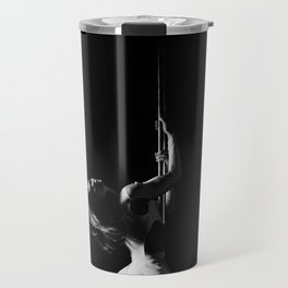 Pole dance Travel Mug