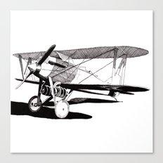 Curtiss CR-1 Navy Racer Canvas Print
