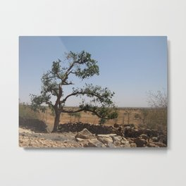 Dogon Valley Metal Print
