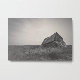 disrepair [one] Metal Print