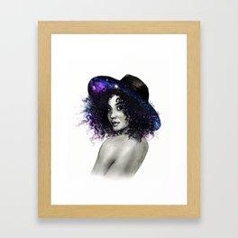 Andromeda Reverie Framed Art Print