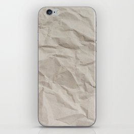 Wrinkly Crumply iPhone Skin