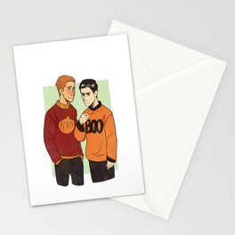 Ian and Mickey Stationery Cards