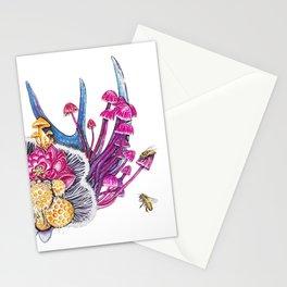 Cervus schomburgki + the Visitors Stationery Cards