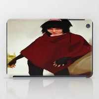 lydia martin iPad Cases featuring Lydia Deetz by Mastodon
