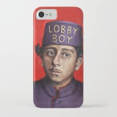 Lobby Boy / Grand Budapest Hotel / Wes Anderson iPhone 7 Slim Case