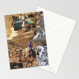 Reality Lacks Vision Stationery Cards