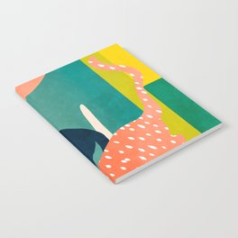 tropical cats Notebook