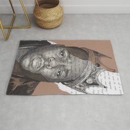 The Notorious BIG Rug