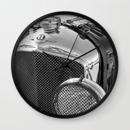 A 1928 Bentley - MP 2219 Wall Clock