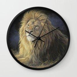 Pleasant Breeze Wall Clock