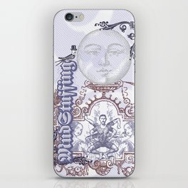 MudStuffing iPhone Skin
