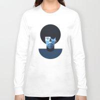 phil jones Long Sleeve T-shirts featuring Phil Lynott by rubenmontero