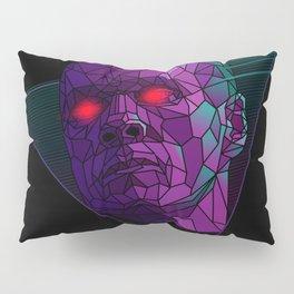 Neonnight 80s cyborg Pillow Sham